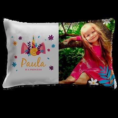 Personalised Pillow 50cm X 36cm