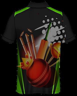 Cricket Shirt Polo 11