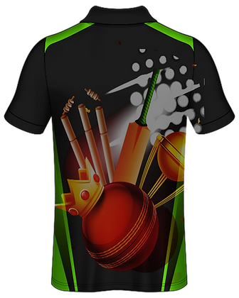 Cricket Shirt Polo 11