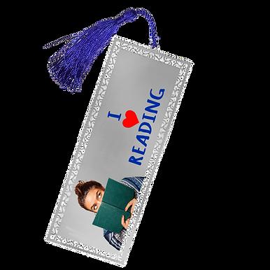 Personalised Metal Bookmarks