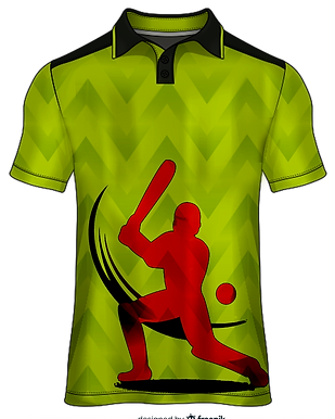 Cricket Shirt Polo 7