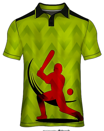Cricket Shirt Polo 7