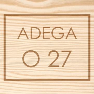 106 Adega O 27 - Logo SITE