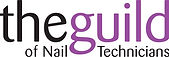 the guild nail technicians logo