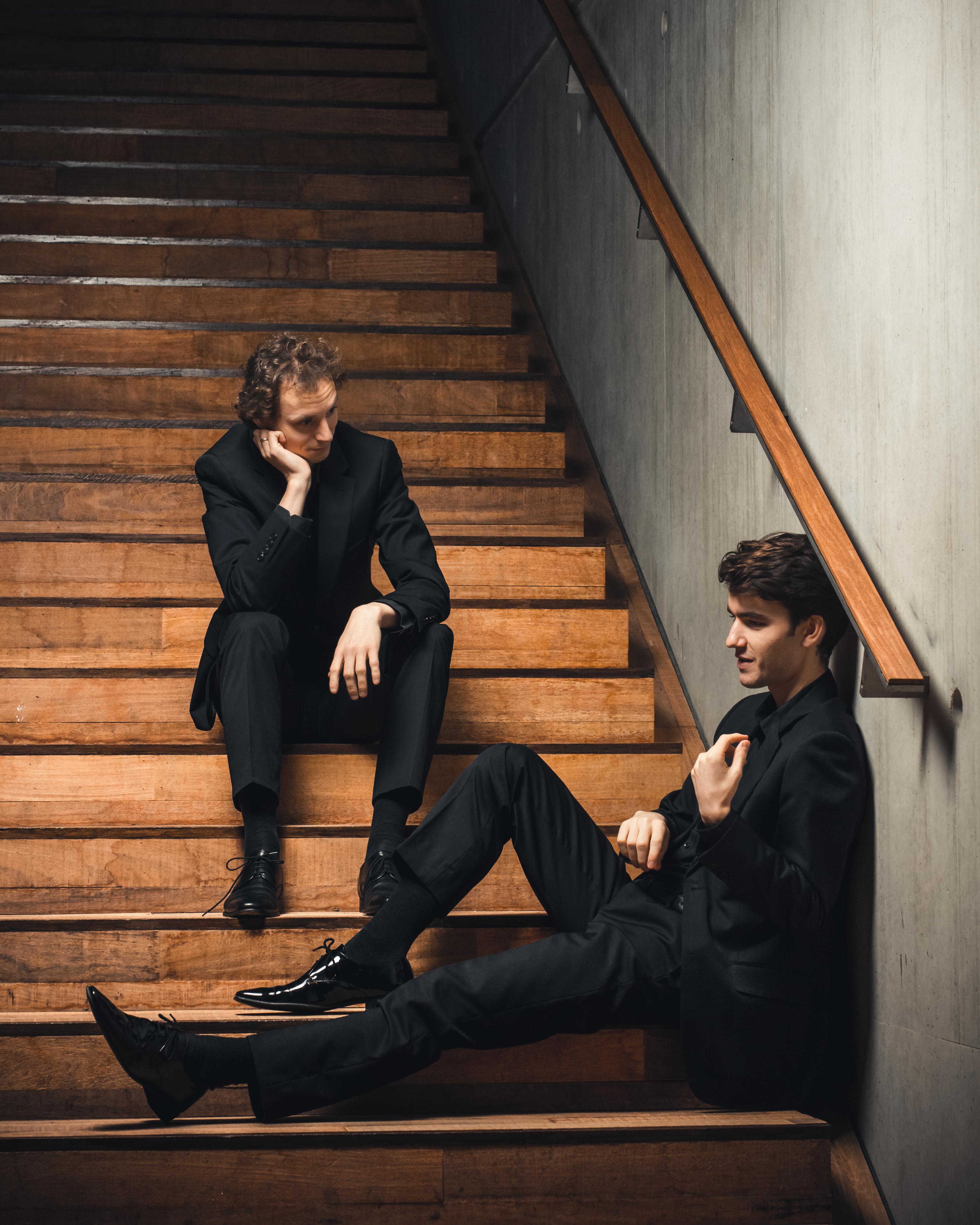 Tobias Borsboom en Pieter van Loenen