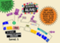 Science Alive! Geelong Map - Public Days