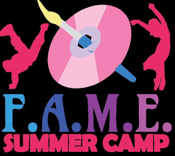 Camp logo FAME.png