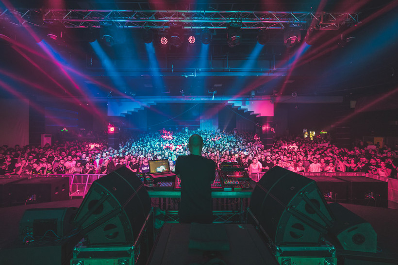 Techno Stage