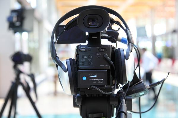 Canon 5D, Sony EX1, Senheiser G3