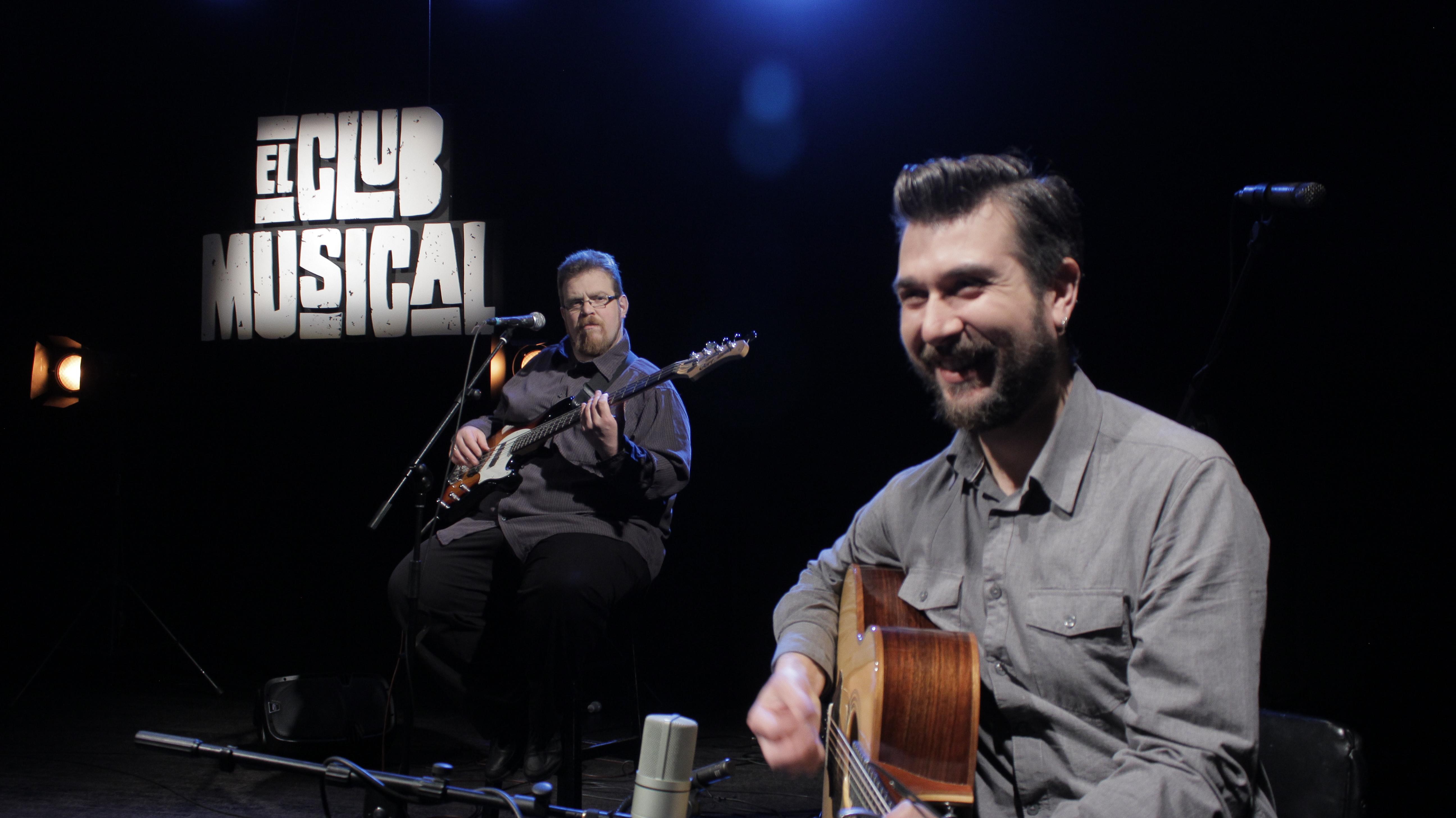 Ruben Bada y Senen Gonzalez