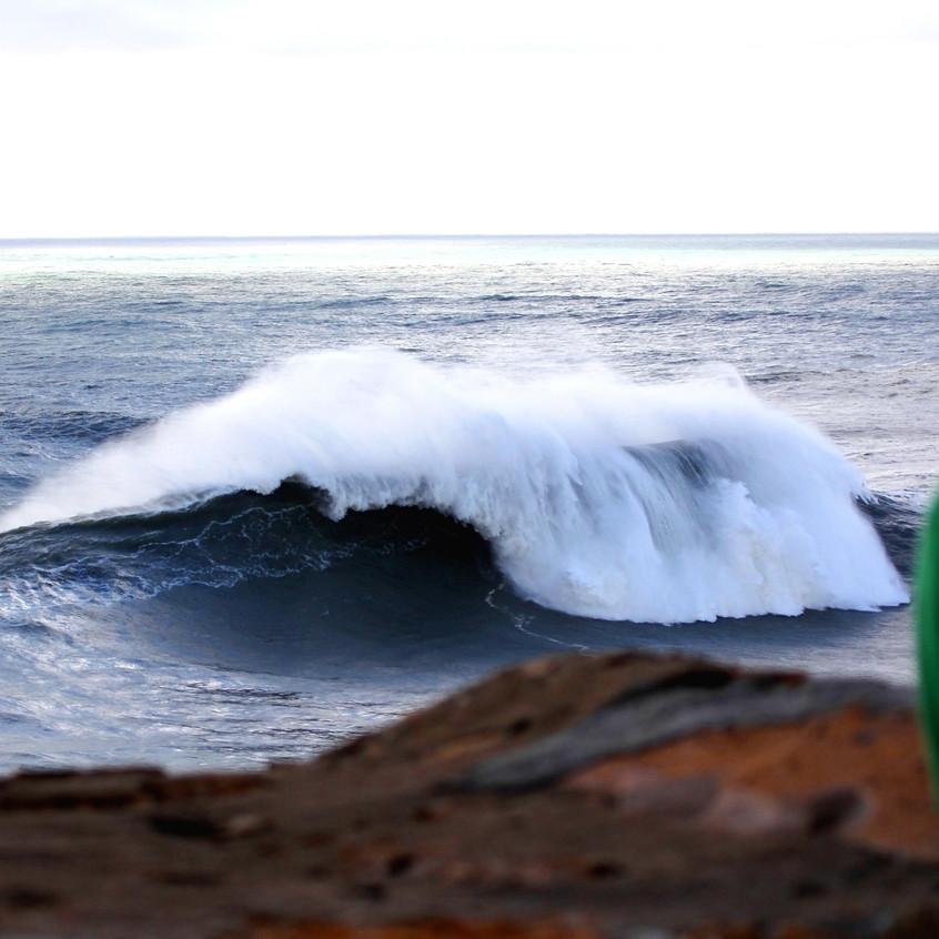Wave resize