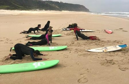 ******FULLY BOOKED******New Surf Fitness Course Dates - Sept 28th to Oct 5th 2019 in Portugal.