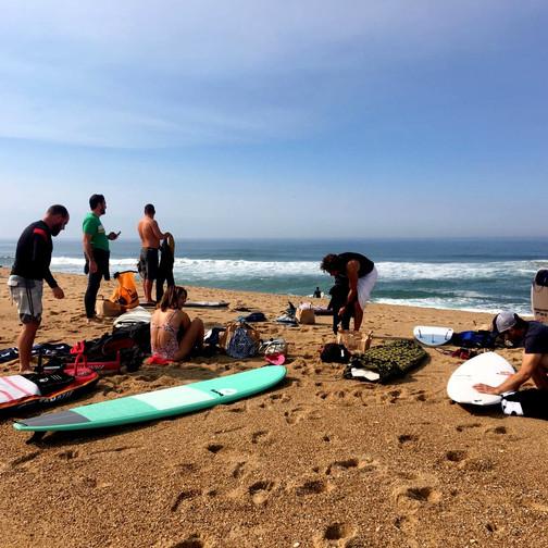 4. Surf Session