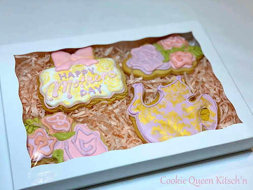 4 Gift Cookiebox