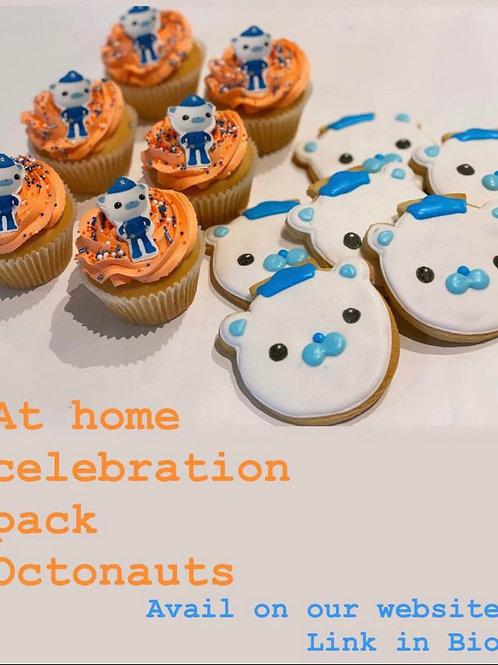 DF, GF, EF - Small Home Celebration Pack