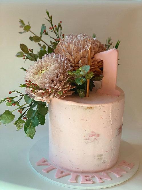 "At Home Celebration Buttercream Cake 7"""