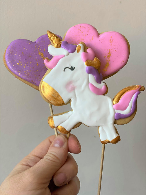 Cake Topper - Cookie