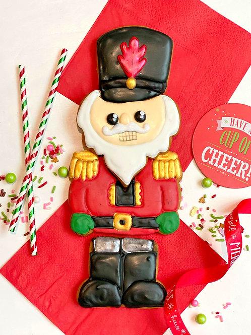 Nutcracker Cookie Platter Box
