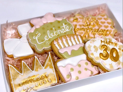 6 Cookie Giftbox