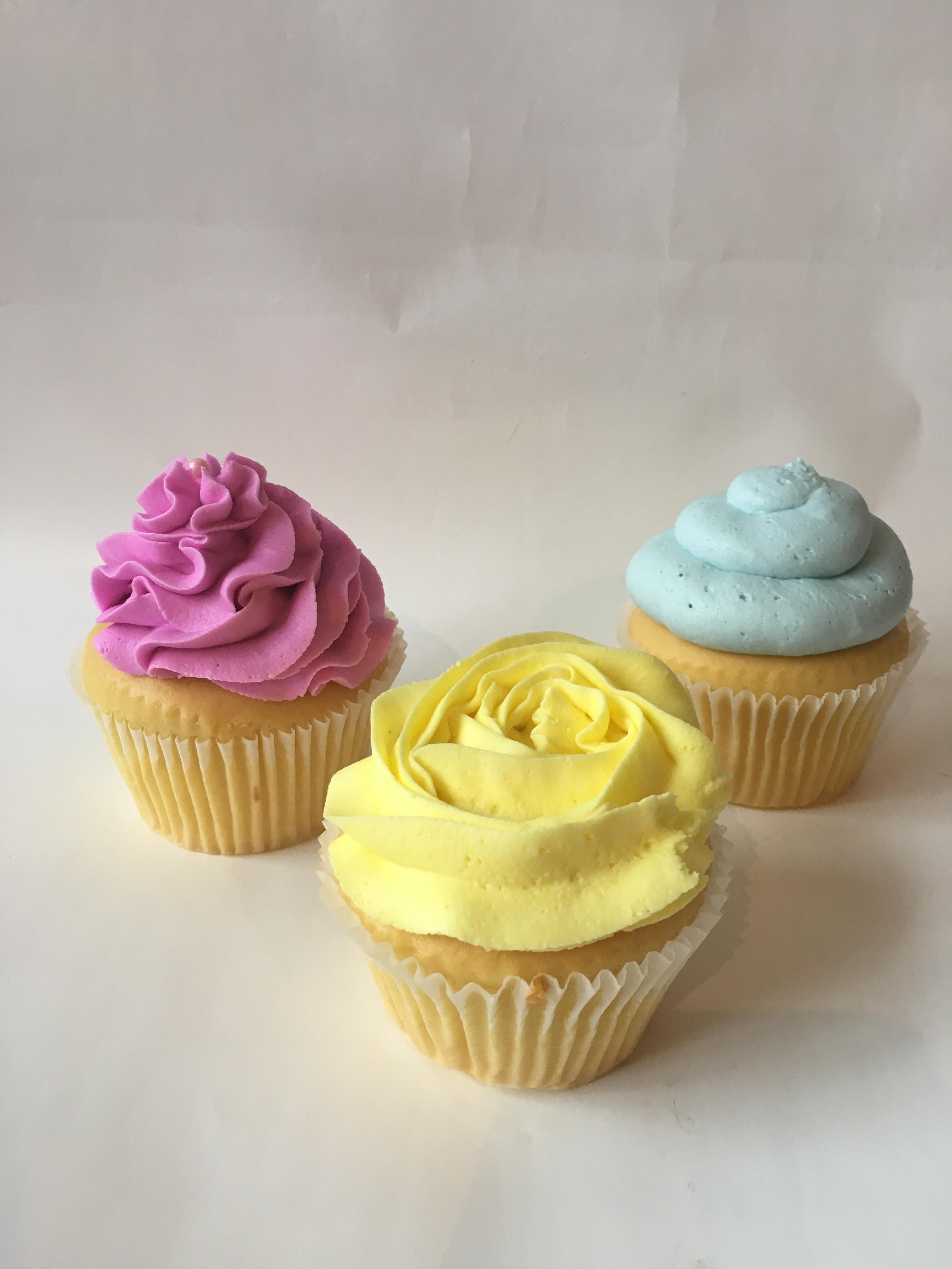 Advanced Cupcake Piping Class