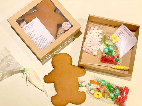 Jumbo Gingerbread Man Kit