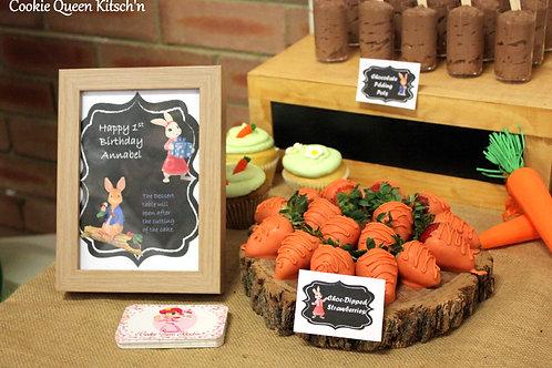Custom Strawberries