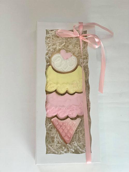 Ice Cream Cookie Stackbox
