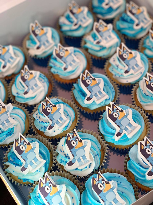 GF or DF Cupcakes