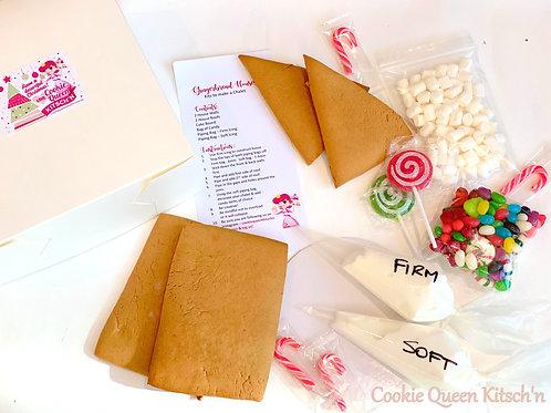 Gingerbread Mini Chalet Kit