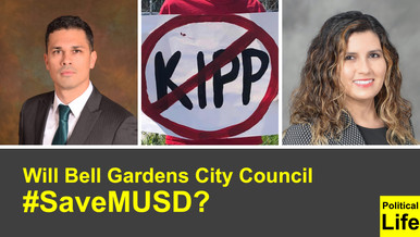 Community members call for charter school moratorium in Bell Gardens