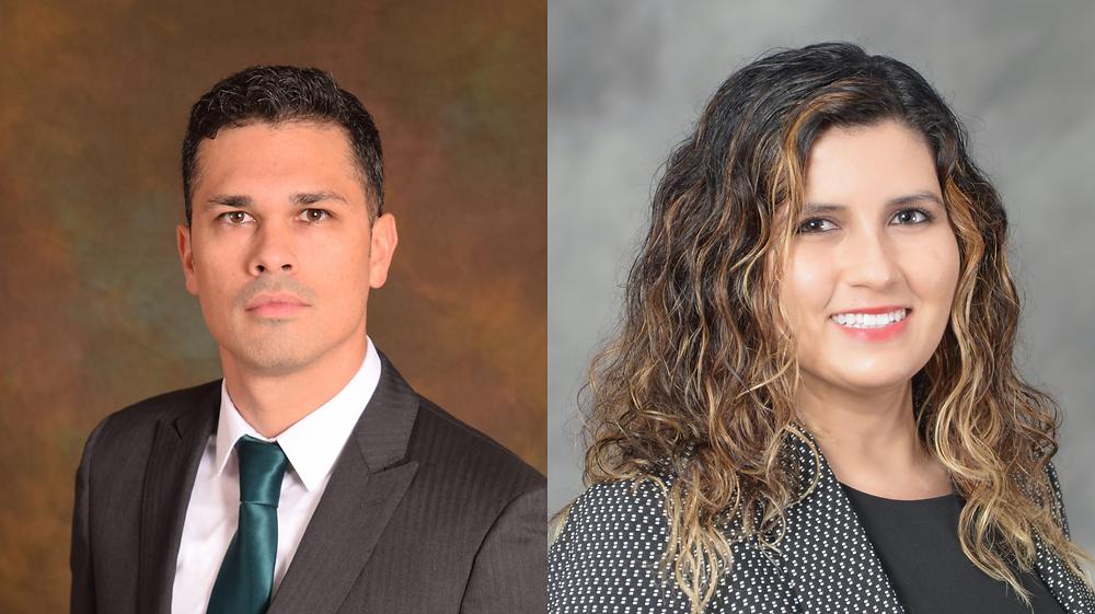 Marco Barcena and Maria Pulido hear arguments against KIPP