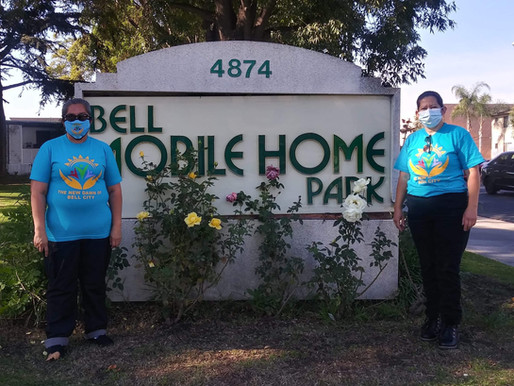 """Bell residents announce """"New Dawn"""" for their City"""