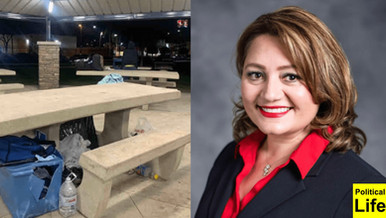 Downey Mayor orders City Manager to take belongings from the homeless