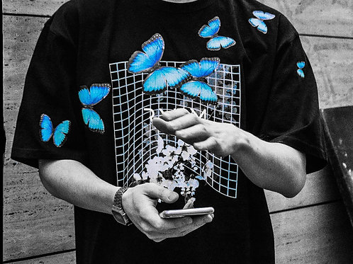 "t-shirt ""Geometric Spring"""