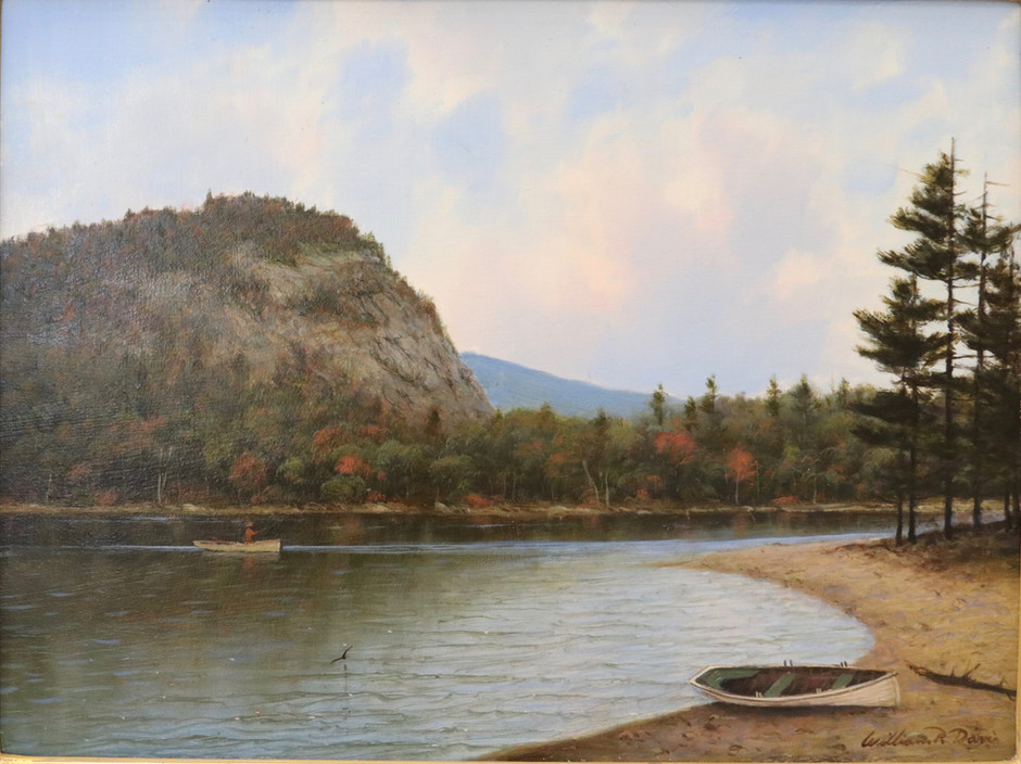 Echo Lake, Conway Valley, NH