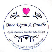 Once Upon a Candle Logo