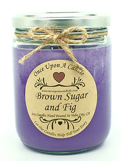 Once Upon a Candle 100% Soy Candle