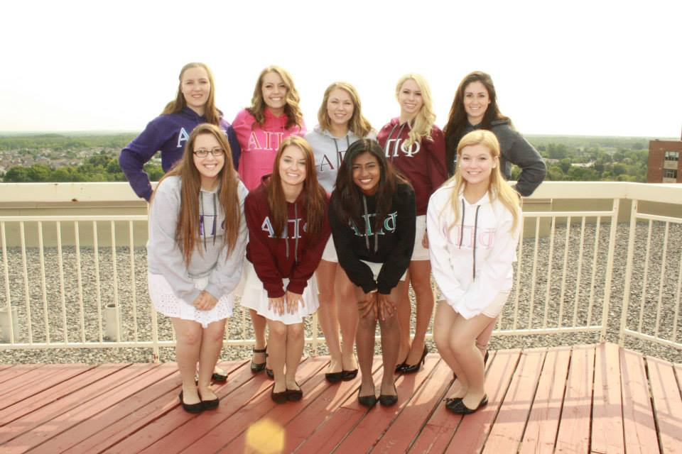 Founding Sisters - Epsilon
