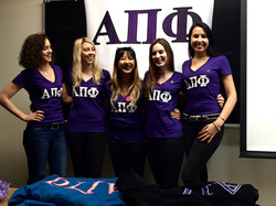 Founding Sisters - Delta