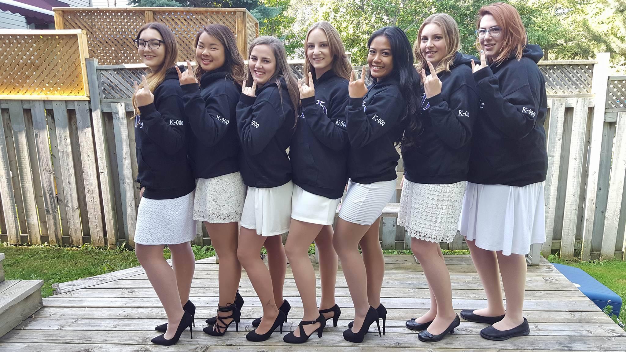 Founding Sisters - Kappa