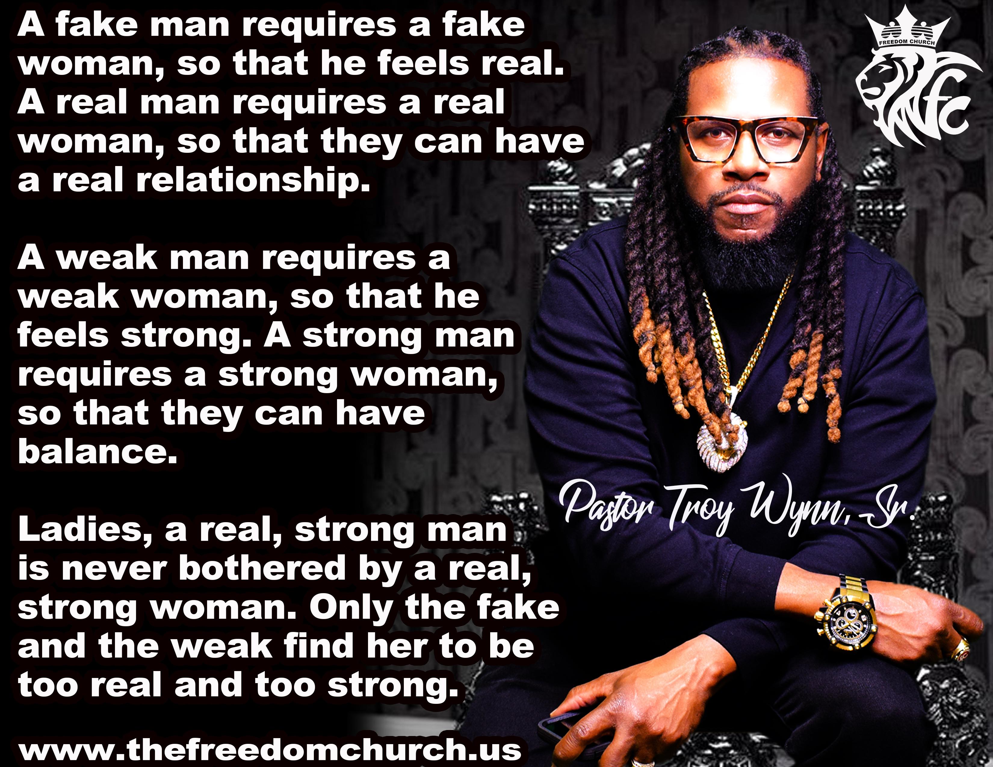 fake&weak