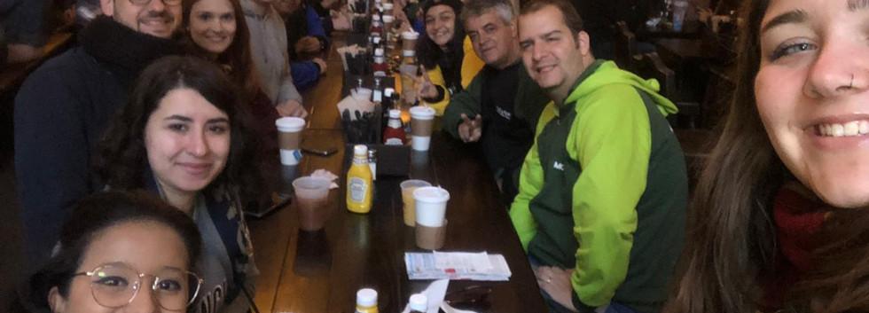 Café da manhã no Caldeirão Furado (incluso)