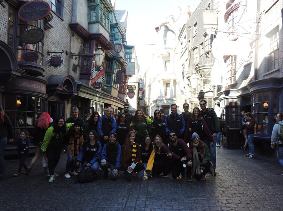 Beco Diagonal - Universal Studios
