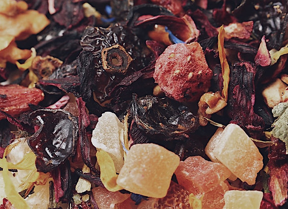 Мечты у камина (фруктовый чай)