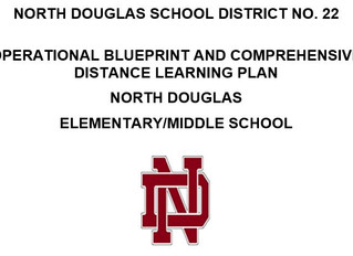 OPERATIONAL BLUEPRINT FOR NORTH DOUGLAS ELEMENTARY/MIDDLE SCHOOL REENTRY 2020-21
