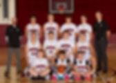 North Douglas High School Boys Basketbal