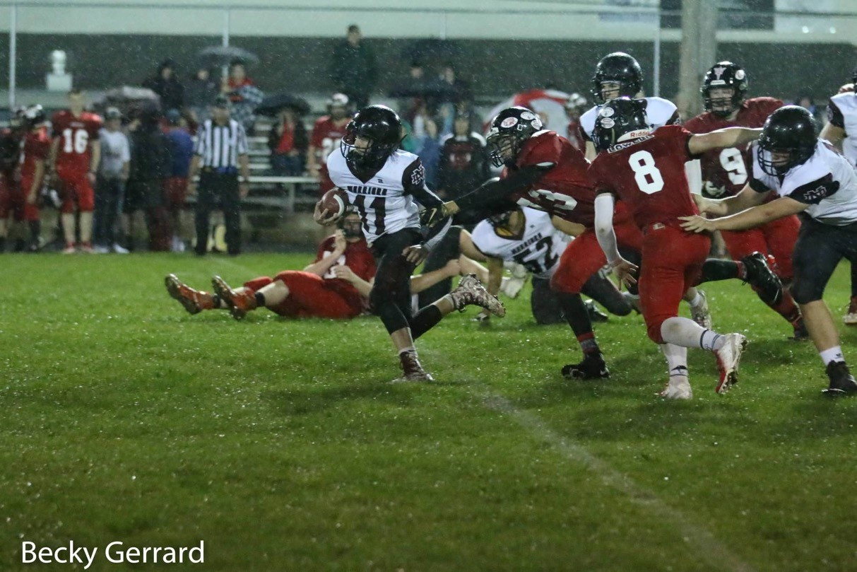 3 Football V Lowell 9-27-19