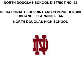 OPERATIONAL BLUEPRINT FOR NORTH DOUGLAS HIGH SCHOOL REENTRY 2020-21