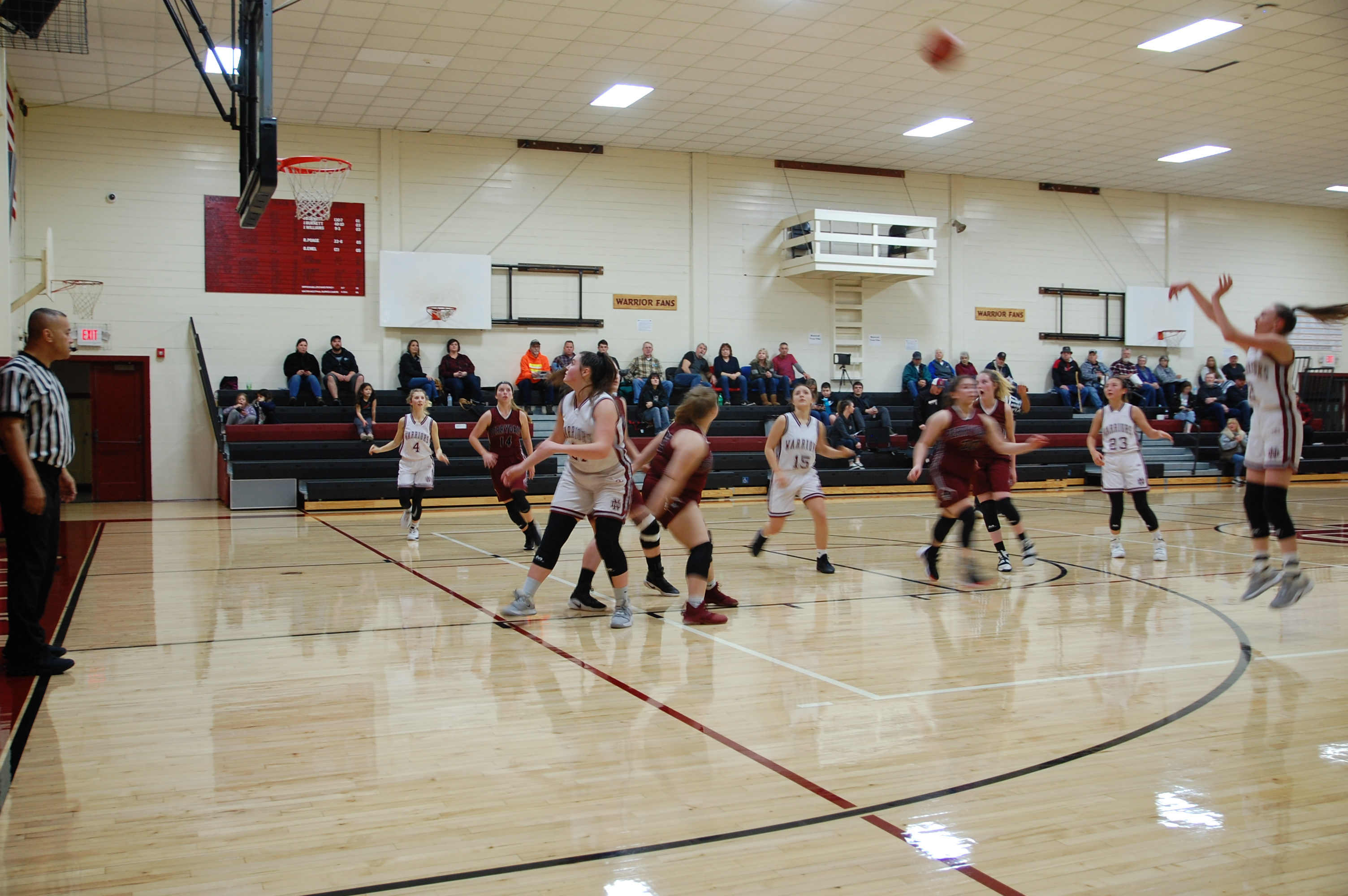4 JV GBX v Perrydale 1-10-20