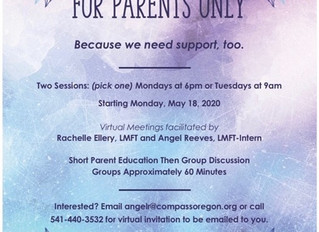 Compass Behavioral Health for Parents